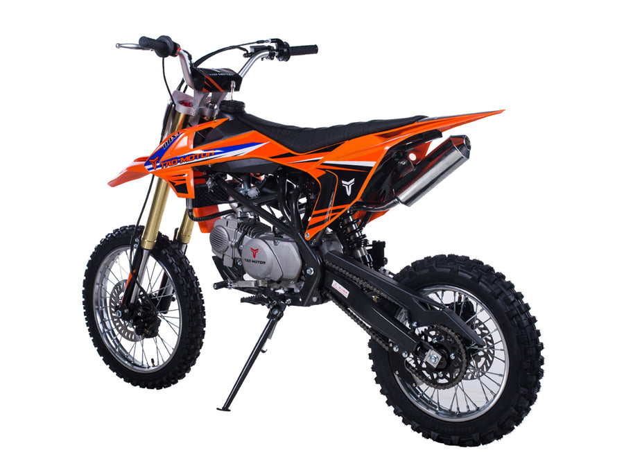 TaoTao DBX1 140cc Dirt Bike,  Air Cooled, 4-Stroke, Single-Cylinder