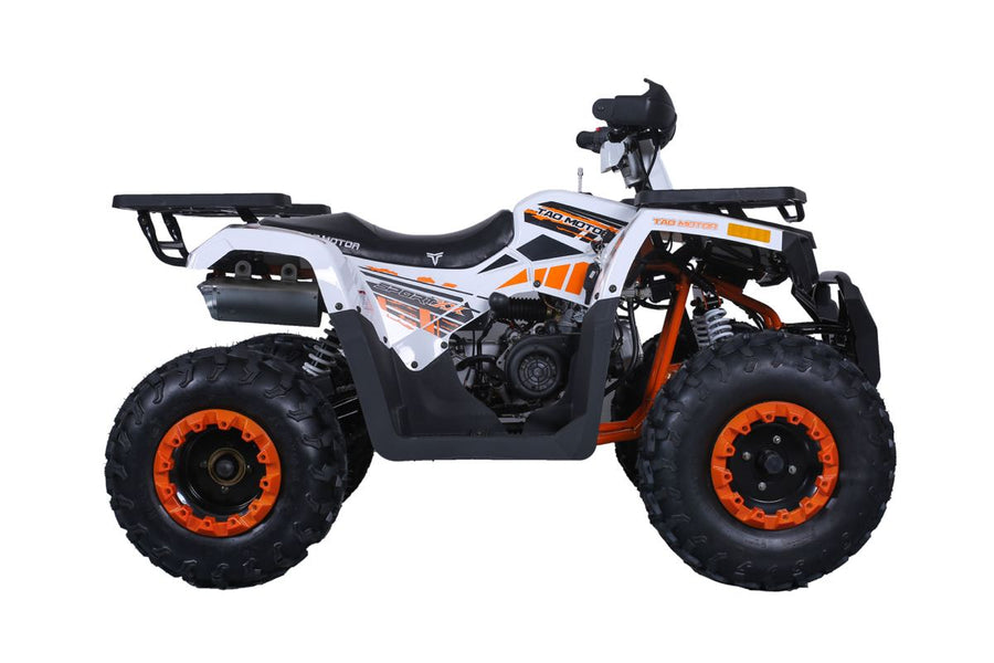 Taotao Raptor 200 169Cc,Air Cooled, 4-Stroke, 1-Cylinder, Automatic