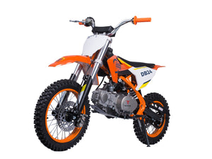 TAOTAO DB24 107CC DIRT BIKE,AIR COOLED, 4-STROKE, SINGLE-CYLINDER