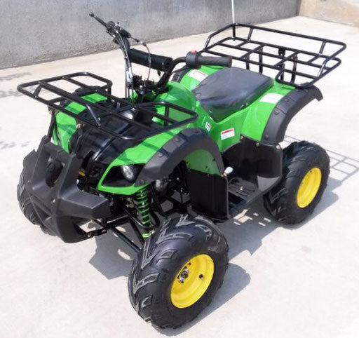 RIDER-7 125cc ATV, Single Cylinder, 4 Stroke(in stock)