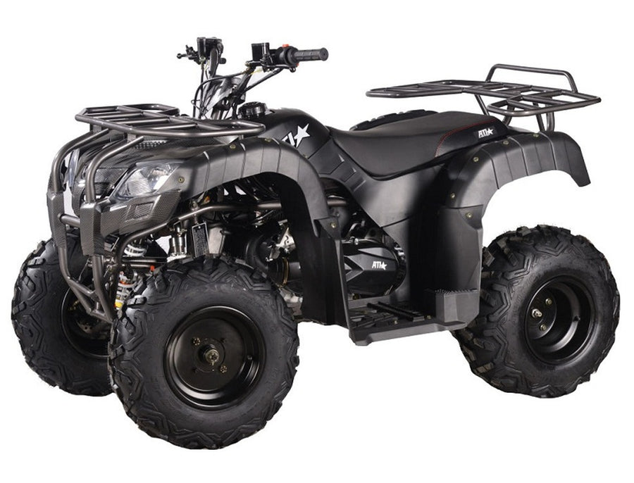 RIDER-200 EFI 176CC ATV, 4-STROKE, ELECTRIC START, FULLY AUTOMATIC