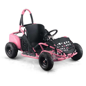 Go-Bowen 1000W Brushless Kids GoKart 4 Wheeler