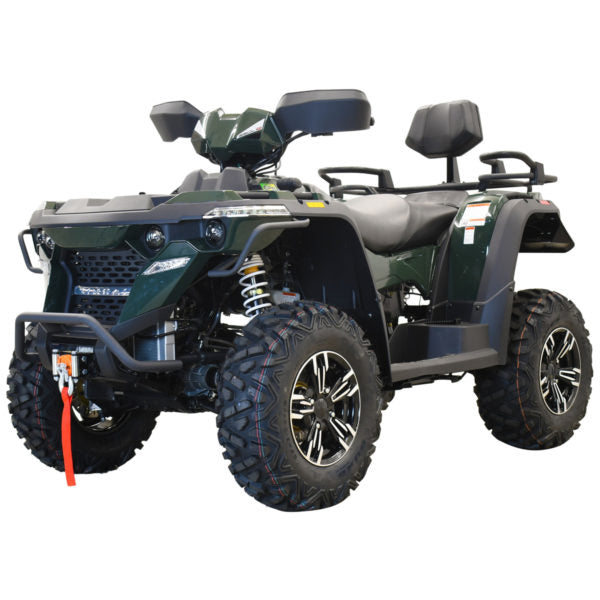 Massimo MSA550 4×4 Atv, 493cc 32 HP EFI 4 stroke engine on sale
