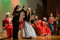 Arabesque Holiday Gala - Saturday, December 1, 2018