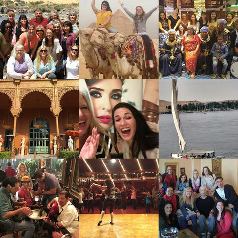 YR Arts Egypt Tour March 14-28, 2020.