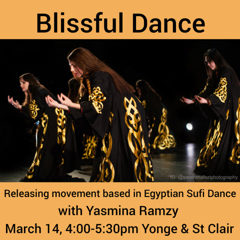 Blissful Dance Workshop