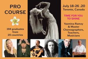 YR Arts Nine Day Intensive Pro Course