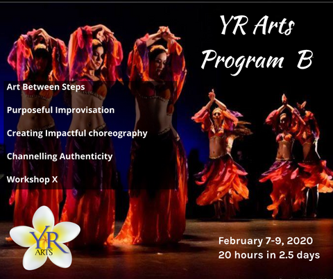 YR Arts Program B in Toronto