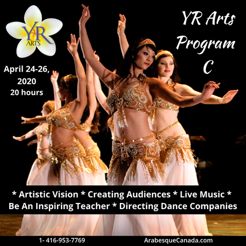 YR Arts Program C in Toronto