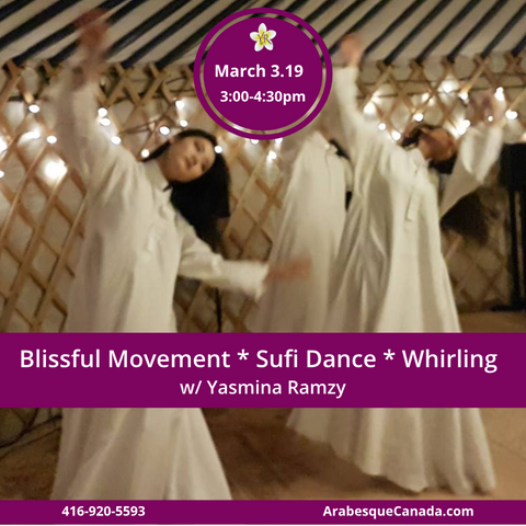 Blissful Movement - Sufi Dance
