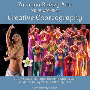 Creating Choreography - Online Workshop