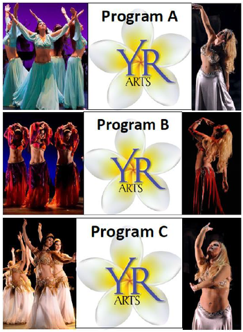 YR Arts Bundle Programs A,B,C