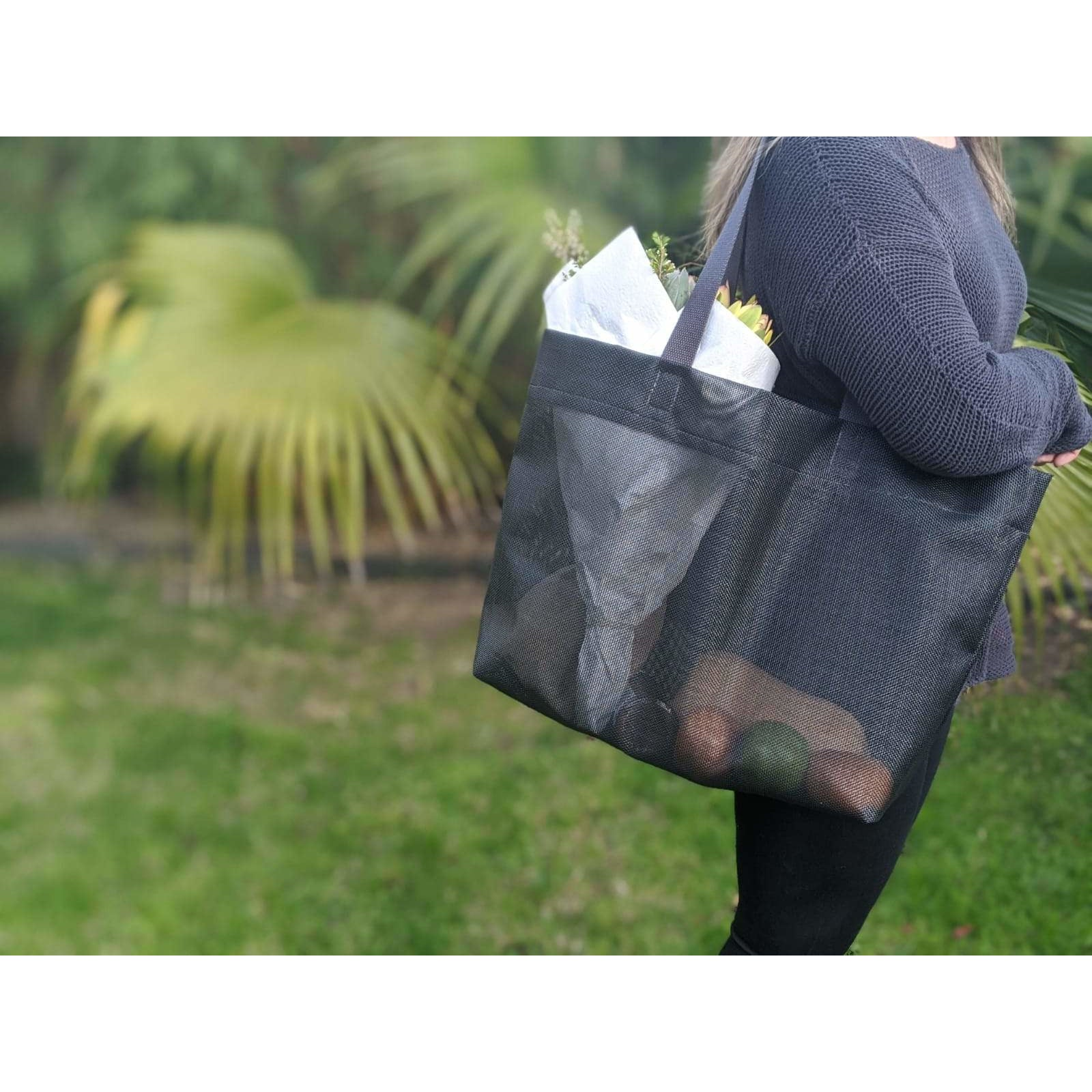 All Weather Mesh Tote Bag