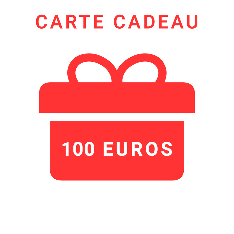 100 € - CARTE CADEAU ADVANCED TRACKING
