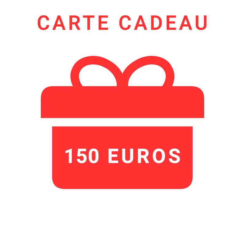 150 € - CARTE CADEAU ADVANCED TRACKING