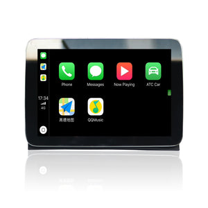 Touch Screen Android 10 And Apple CarPlay Bluetooth Unit GPS Ect For Mercedes ML/GL Class 2012-2015