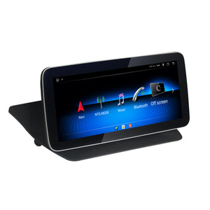 Touch Screen Android 10 And Apple CarPlay Bluetooth Unit GPS Ect For Mercedes E Class Coupe 2010 - 2016