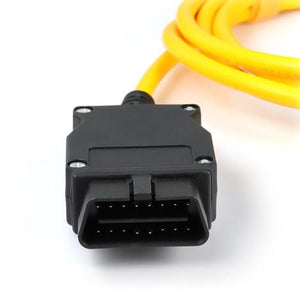 ENET Compatible OBD2 Interface Cable E-SYS ICOM Coding for BMW F-Series ESYS