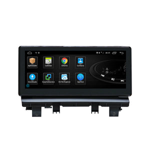 Touch Screen Android 10 And Apple CarPlay Bluetooth Unit GPS Ect For Audi A3 from 20013 to 2018