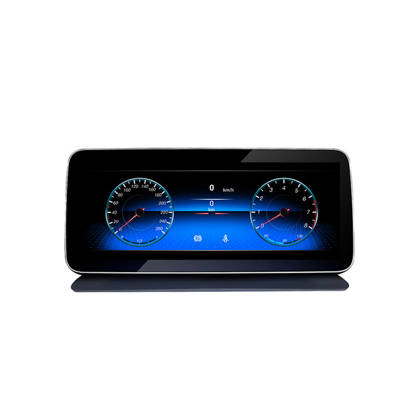 Touch Screen Android 10 And Apple CarPlay Bluetooth Unit GPS Ect For Mercedes CLS Class 2010-2012