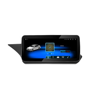 Touch Screen Android 10 And Apple CarPlay Bluetooth Unit GPS Ect For Mercedes E Class 2010-2012