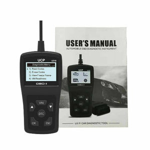 Universal ALL Car fault reader code scanner diagnostic tool OBD 2 reset tool