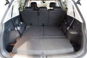 Heavy Duty PLUS Boot Liner Mat tray For VW TIGUAN II 2017 Onwards Custom Fit Tailored