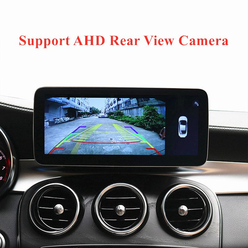 Touch Screen Android 10 And Apple CarPlay Bluetooth 128gb Unit GPS Ect For Mercedes GLE/GLS 2016-2017