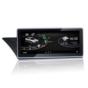 Touch Screen Android 10 And Apple CarPlay Bluetooth Unit GPS Ect For Audi A4 and Audi A5 from 2008 to 2016