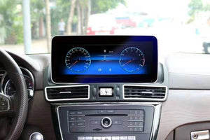 Touch Screen Android 10 And Apple CarPlay Bluetooth Unit GPS Ect For Mercedes GLE/GLS 2016-2017