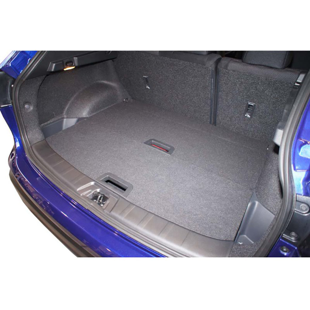 Heavy Duty Boot Liner Mat tray For Nissan Qashqui II SUV 2014 - Onwards Custom Fit Tailored