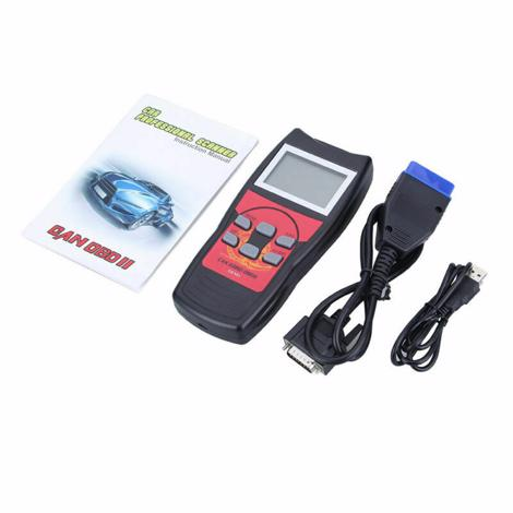 Engine Fault Code Diagnostic Tool Reset Your Engine Light OBD 2 II DTC Erase