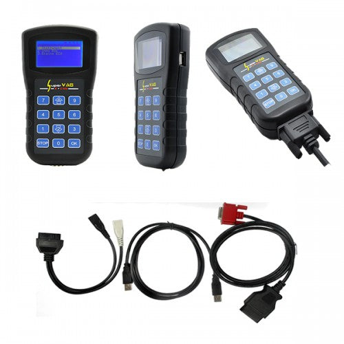 SUPER K + CAN V4.8.1 For VW AUDI SEAT SKODA Scanner + key coding scan tool
