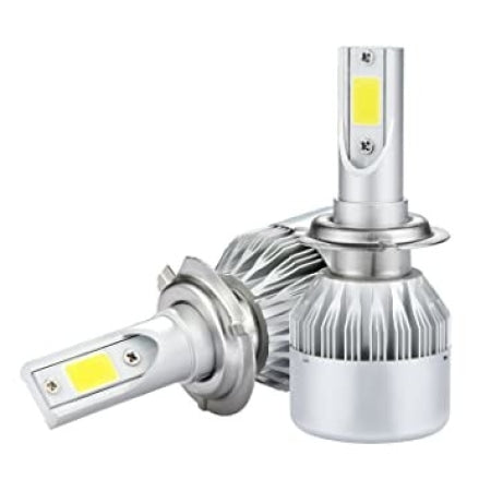 C6 36W Led Headlight Conversion Kit 6000K Slim Fit 3600Lm.
