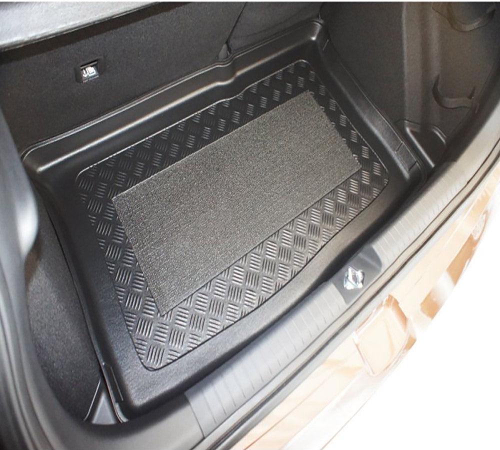 Heavy Duty PLUS Boot Liner Mat tray For Hyundai i20 II 2014 Onwards Custom Fit Tailored