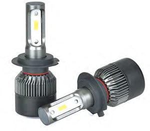 R6 44w LED HeadLight Conversion Kit 6000k Easy Fit 4500lm.