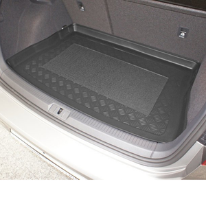 Heavy Duty Boot Liner Mat tray For VW Golf VII Mk 7 HB 2012 Onwards Custom Fit Tailored