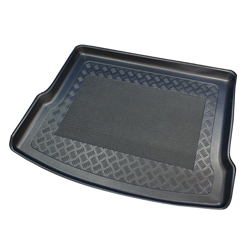 Heavy Duty Boot Liner Mat tray For VW Tiguan II 2016 Onwards Custom Fit Tailored