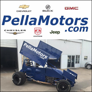 Ride in Pella Motors Two-Seat Sprint Car