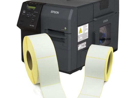 Digital Inkjet Labels