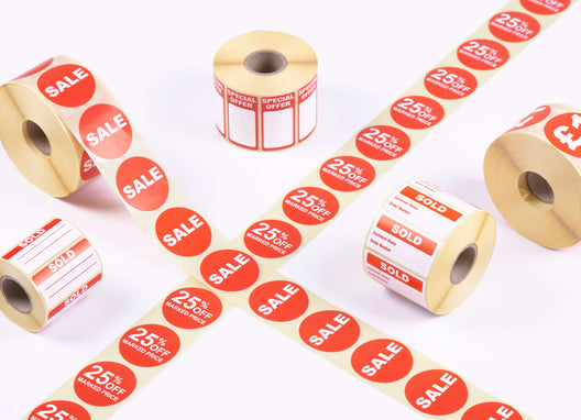 Promotional Labels