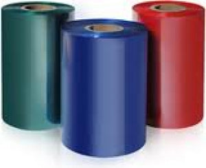 60mm x 450m Blue Thermal Transfer Wax Grade Ribbon