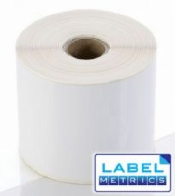 36mm x 16mm Polypropylene Labels - Permanent Adhesive