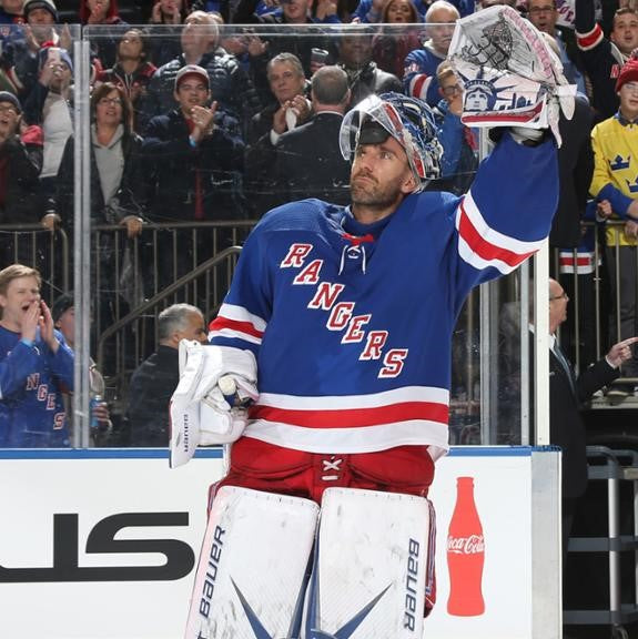 King Nothing- Henrik Lundqvist