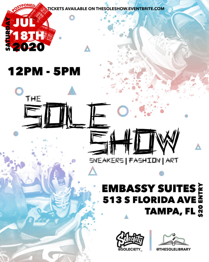 THE SECOND ANNUAL SOLE SHOW