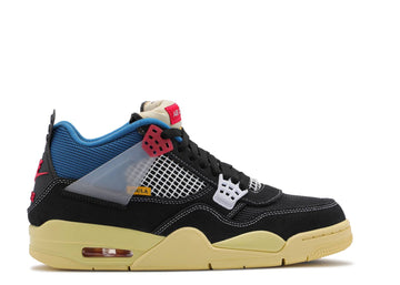 AIR JORDAN 4 RETRO X UNION LA 'OFF NOIR'