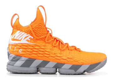 NIKE LEBRON 15 'ORANGE BOX' PE