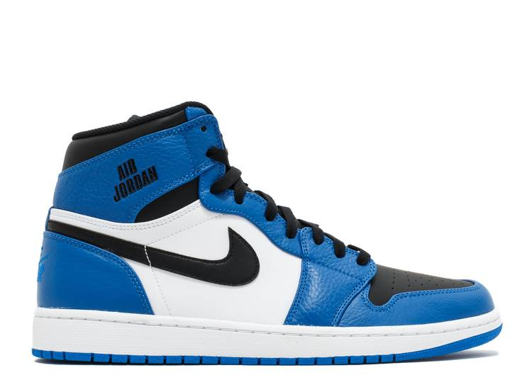 AIR JORDAN 1 RARE AIR 'SOAR BLUE'