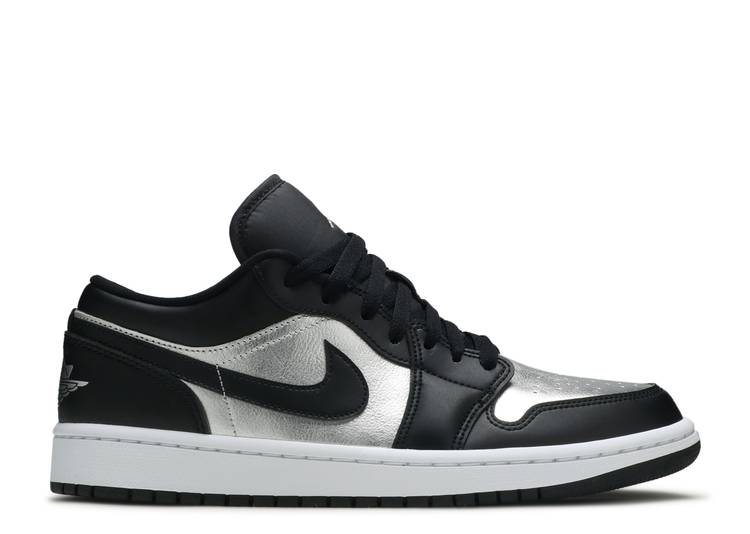 AIR JORDAN 1 LOW SE 'SILVER TOE' WMNS