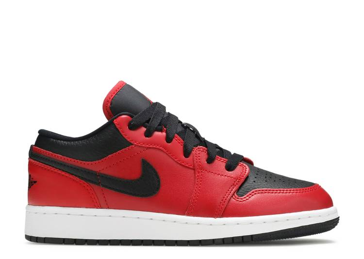 AIR JORDAN 1 LOW 'REVERSE BRED' GS